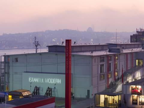İstanbul Modern'in yeni müze binası için anlaşma imzalandı!