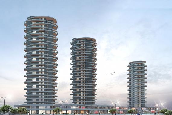 Nokta Ankara'da 2+1'ler 770 bin TL'ye! Yeni proje!