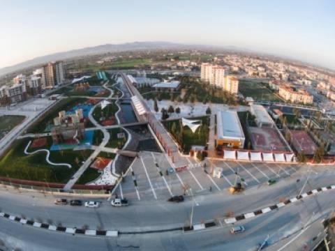 Atatürk Kent Park 3 Nisan'da açılıyor!