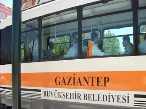Gaziantep'e yeni metro hattı yapılacak!