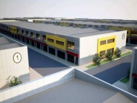 Bursa Büyük Sanayi Sitesi'nin inşaat çalışmaları başlıyor!