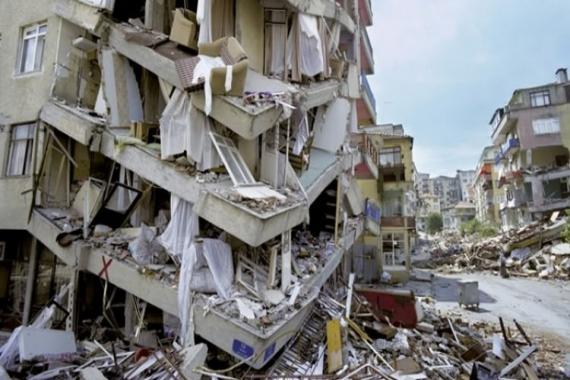 Türkiye'de 59 milyon vatandaş deprem riskli alanlarda yaşıyor!