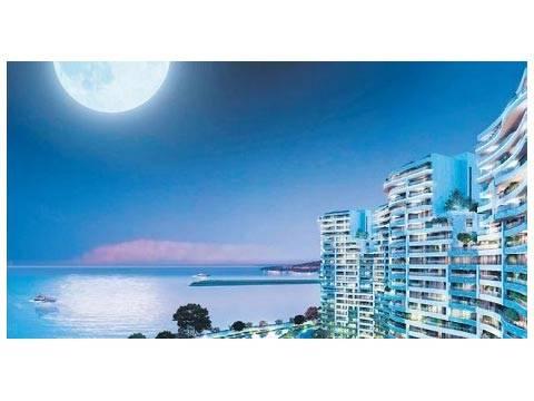 Ataköy'ün Sea Pearl'ü Dubai'de görücüye çıkacak!