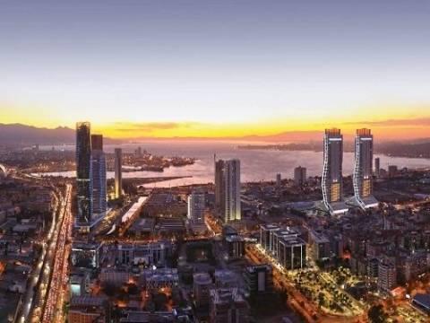 Bayraklı Biva Tower teslimleri 2019'da!