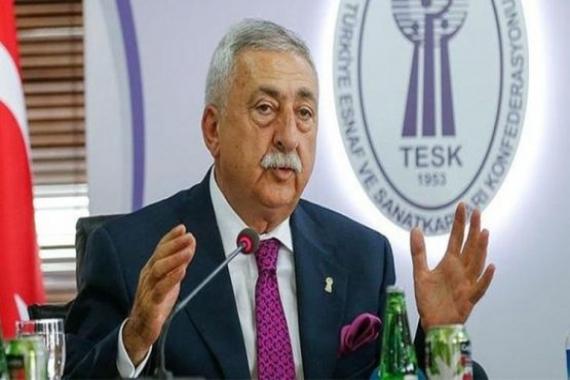 TESK Genel Başkanı: İş yeri kiralarında stopaj vergisi kalksın!