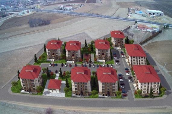 TOKİ Kırşehir Akpınar 3. Etap başvuruları!