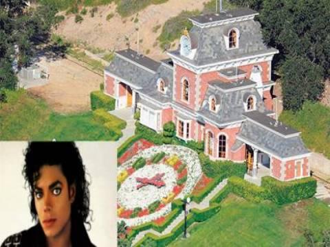 Michael Jackson'ın çiftlik evi satışa sunuluyor!