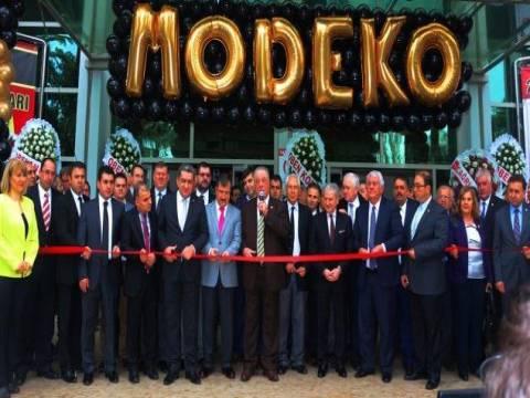 Modeko İzmir Mobilya Fuarı 25.kez kapılarını açtı!
