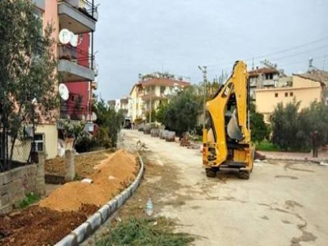 Manavgat Belediyesi, Sorgun Mahallesi'nde alt yapı çalışmaları başlattı!