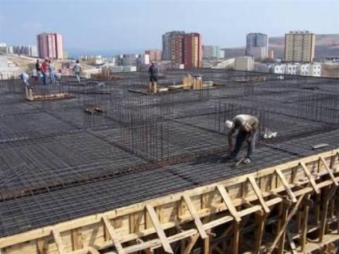 İnşaat sektörü 2014 yılında yüzde 5 büyüyecek!