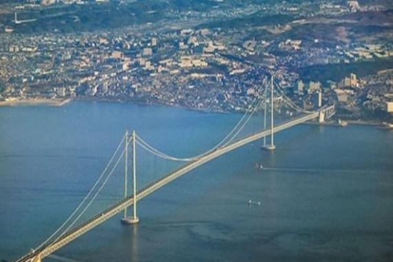 1915 Çanakkale Köprüsü'nün dev keson temelleri tamam!