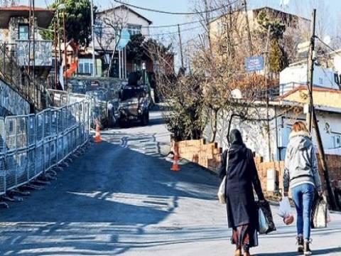 İTÜ'nün Sarıyer Armutlu'daki araziler işgal altında mı?