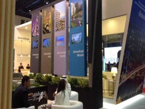 İstanbul'da yer alan eşsiz projeler, Dubai'de büyük ilgi gördü!