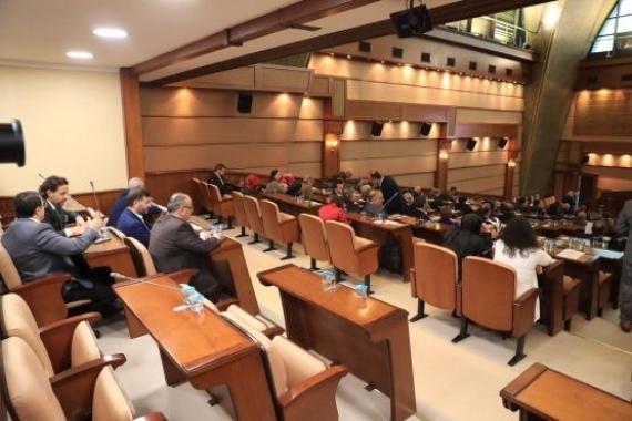 Ümraniye Belediyesi 2019 bütçesi 550 milyon TL olarak belirlendi!