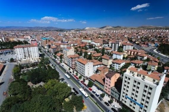 Çorum Gülabibey'de satılık arsa! 6.5 milyon TL'ye!