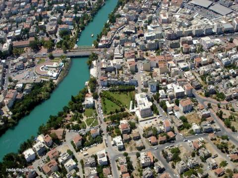 Antalya'da 5 milyon 57 bin 500 TL'ye satılık gayrimenkuller!
