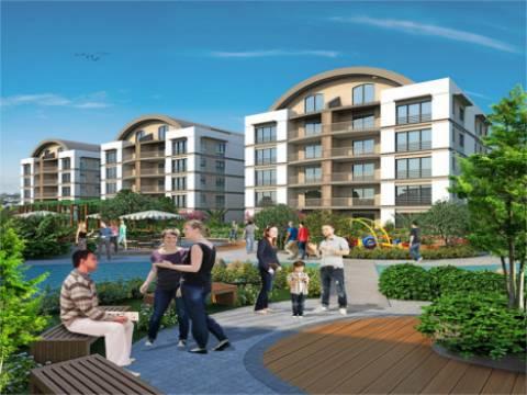 Başakşehir Seyran Şehir satılık 3+1 daire fiyatı 528 bin TL'den başlıyor!