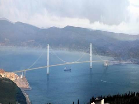 Körfez Köprüsü yıl sonunda tamamlanacak!