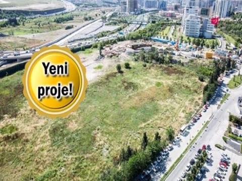 Evkur Yenibosna projesinde 1.036 konut olacak!