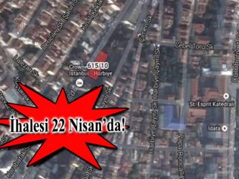 Şişli Dolapdere Caddesi'nde satılık arsa 19.8 milyon TL'ye!