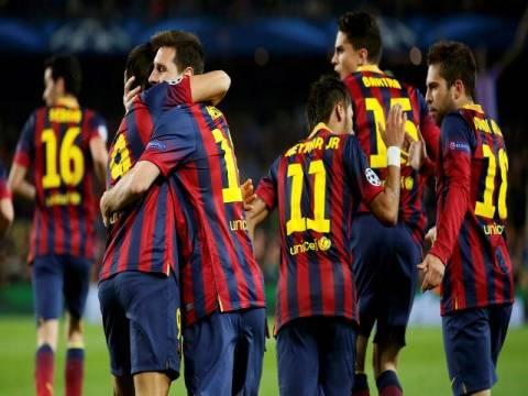 Nef, Barcelona'nın ana sponsoru oldu!