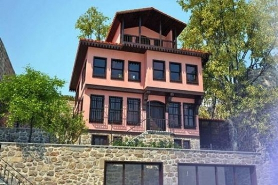 İzmit'teki Pembe Köşk restore ediliyor! İhalesi 1 Kasım'da!