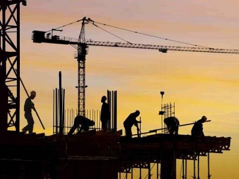 Almanya'nın inşaat üretimi yüzde 4,5 azaldı!