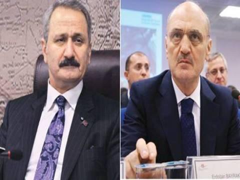 Zafer Çağlayan ve Erdoğan Bayraktar operasyon açıklaması yaptı!