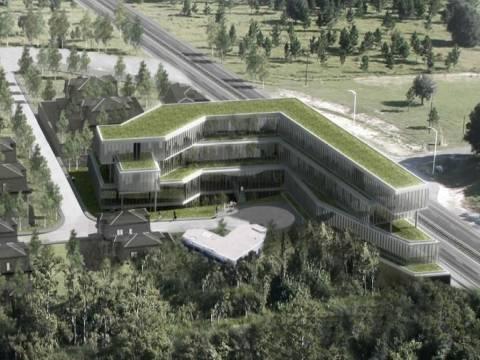 Metal Yapı'dan Kemer Ofis projesi geliyor!