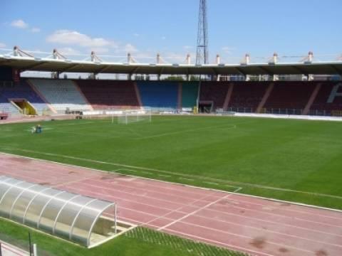 19 Mayıs Stadyumu'nun yüzde 42'lik kısmı tamamlandı!