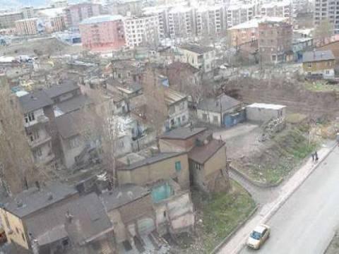 Erzurum Yakutiye Çırçır Mahallesi kentsel dönüşüm alanı ilan edildi!