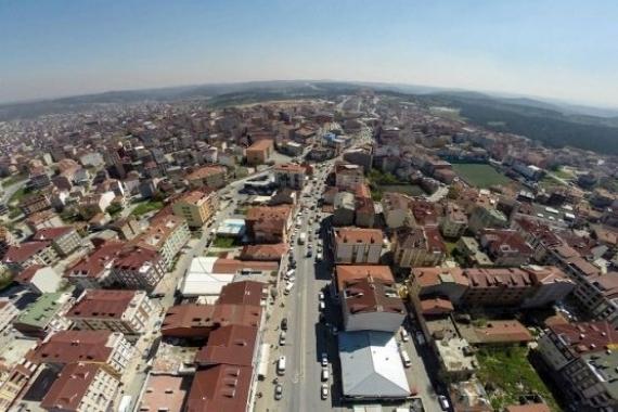 Arnavutköy'de icradan satılık arsa! 4.9 milyon TL'ye!