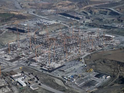 3. Havalimanı inşaatında yarıya gelindi!