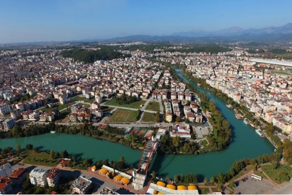 Manavgat'ta yapım karşılığı kiralama ihalesi! 37.7 milyon TL'lik!