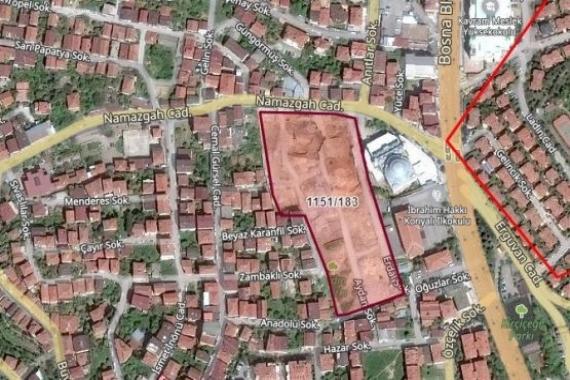 Üsküdar Belediyesi Çengelköy'deki 87 konut satılıyor! 47.2 milyon TL'ye!