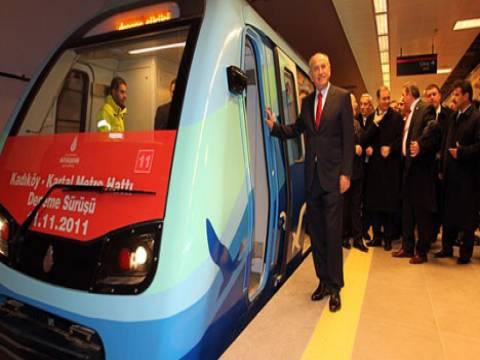 Sultanbeyli ve Bahçeşehir'e metro yapılacak!