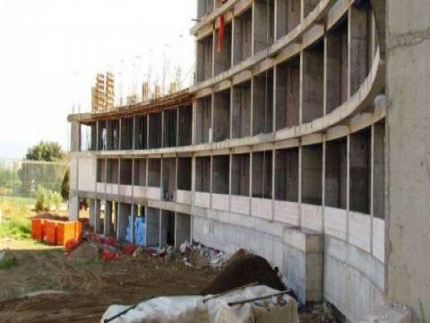 Ödemiş Devlet Hastanesi inşaatında sona yaklaşıldı!