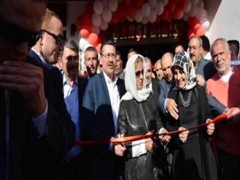Akşemseddin Bedesteni'nin açılışı gerçekleşti!