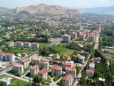 Ağrı Patnos'un bazı alanları riskli ilan edildi!