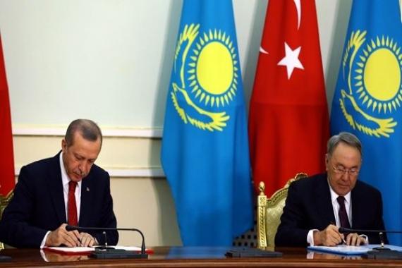 Türk inşaat şirketlerinin Kazakistan yatırımları artıyor!
