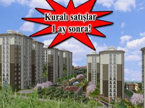 Kiptaş'ın Hoşdere projesi memurlara özel satışa çıkıyor!