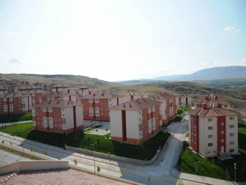 TOKİ Konya Kadıhanı 4. etap 166 konut ihalesi 27 Nisan'da!