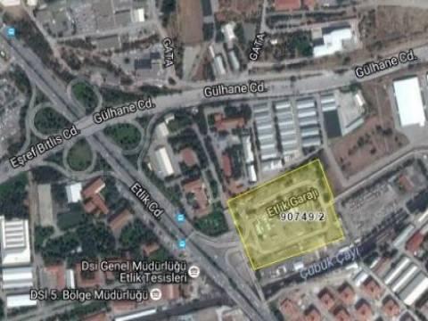 Ankara Etlik Garajı ihalesi 25 Ocak tarihine ertelendi!