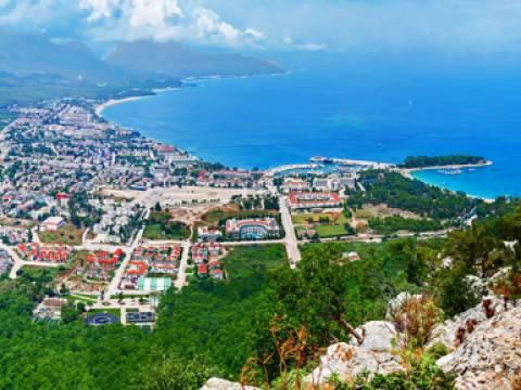 Antalya Kemer'de icradan satılık gayrimenkul! 6 milyon TL'ye!