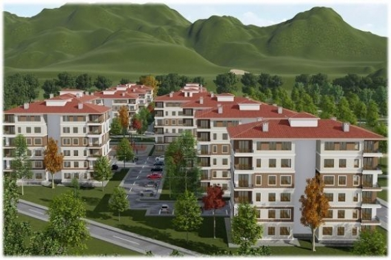 TOKİ Diyarbakır Kayapınar 3. Bölge'de teslim dönemi başlıyor!
