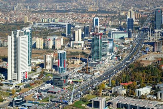 Ankara Büyükşehir 149.5 milyon TL'ye 7 arsa satıyor!