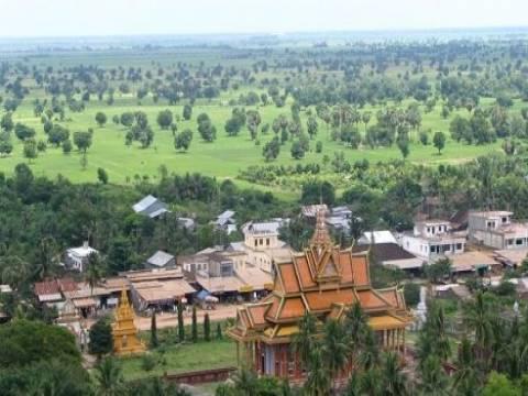 Kamboçya'da dünyanın en yüksek ikiz kuleleri yapılacak!