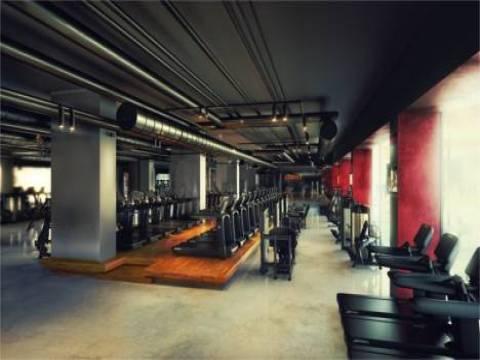 Divan Residence at G Plus, spor tesisi Boost açılıyor!