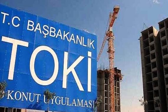 TOKİ'den Şanlıurfa'ya 120 iş yeri!