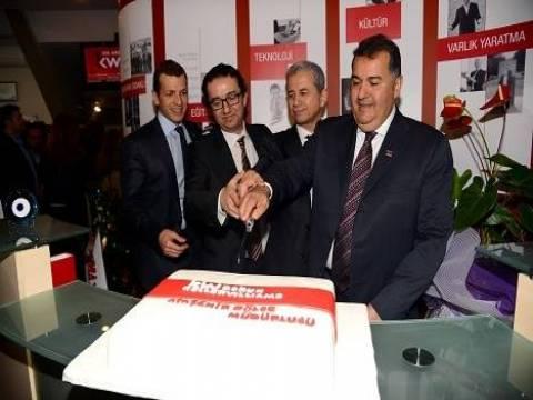 Keller Williams'ın 8.Bölge Müdürlüğü Ataşehir'de açıldı!